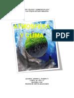 ATMOSFERA Y CLIMA II PARTE