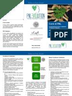 Brochure PNL Evolution Crescita Personale