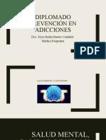 Clase 2 SALUD MENTAL CALIDAD DE VIDA Y BIENESTAR