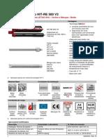 Ficha Tecnica PT HIT RE 500 V3 Informacao Tecnica ASSET DOC LOC 11187012
