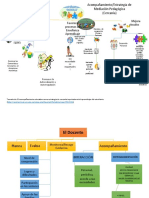 JUanis mapa conceptual Mediación y Acompañamiento