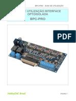 Manual BPC-PRO VER 1.20