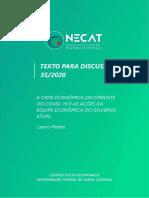 31.03.20-TD-NECAT-035-2020
