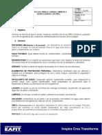 Protocolo de Lavado, Limpieza y Desifeccion de Fbr's Paneles y Cilindricos-20032020.