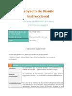 Autoevaluación del Proyecto de Diseño instruccional_R_Lumbreras - copia