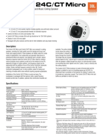 JBL_Control_24C_and_24CT_Micro_Spec_Sheet