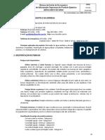 HIPOCLORITO DE SODIO FISPQ