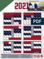 2021 Round Rock Express Schedule