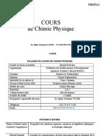 Cours de Chimie Physique PREPA1_Chapitre 1