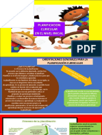 3. Planificacion en Educacion Inicial