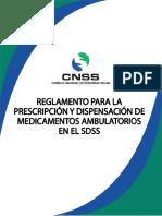 Reglamento Medicamentos SDSS (1)