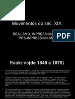 Movimentos Do Séc