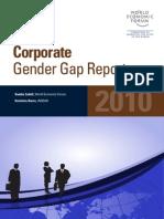 WEF_GenderGap_CorporateReport_2010