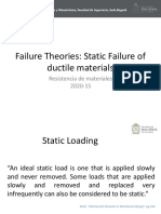 Lecture_Failure theories ductile materials