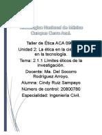 Tarea_2_2_Actividad_Aprendizaje_2_1_1_Límites_éticos