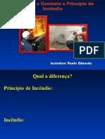 1-Treinamento Básico de Prevenção e Combate a Incêndio