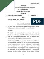 Microsoft Word - GROUND KOPEKS HOLDINGS V BANK SLAM PDF