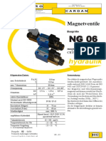 Magnetventile гидравлика
