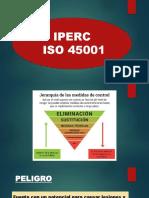 IPERC SEGUN ISO 45001 Y RM050-2013