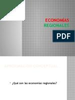 Economía Regionales en Argentina, Presentación PP