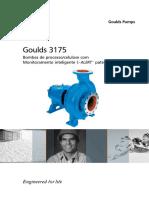 Bomba Goulds 3175