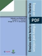 Ensaios Sobre Teoria e Crítica Literária