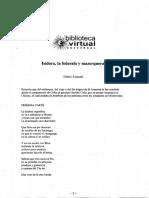 Isidora la federala y mazorquera Ascasubi