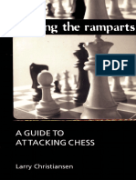 Christiansen, Larry - A Guide to Attacking Chess