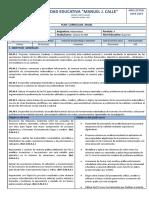 8º PCA Matemática 018-019