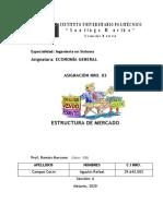 Estructuras de Mercado_Agustin Campos