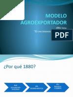 MODELO AGROEXPORTADOR OK
