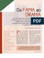 DOSSIÊ COMPORTAMENTO DESTRUTIVO - Da Fama ao Drama - REVIfffSTA PSIQUE, N. 92