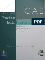 Cae Tests Plus New Edition