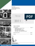 Ledyard Market Report 2-21-11