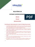 Relatório de Estágio - Engenharias 2018_1