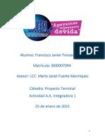 A.A. Integradora 1