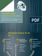 Sistemas de Información - Genesis Morillo