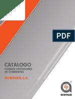 Catalogo ACEMSA 0819