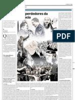 """Artigo publicado no Estadão de 20/02 - """"Ganhadores e perdedores da revolução egípcia"""""""