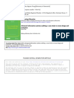Advance Info Systems auditing_A case study in course design and evaluation