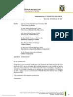 UTEQ-RUTEQ-2021-0280-M dispocicion Sr. Rector