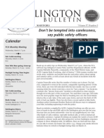 March 2011 All Fairlington Bulletin