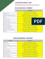 Plan de Estudios 2021 - Profes