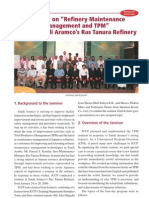 seminar-on-refinery-maintenance-management-and-tpm-held-at-saudi-aramcos-ras-tanura-refinery