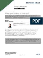 Grammatik Und Aufgaben PDF