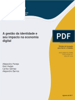 A Gestão Da Identidade e Seu Impacto Na Economia Digital