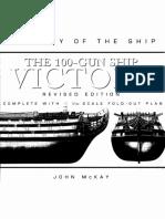The 100 Gun Ship HMS Victory