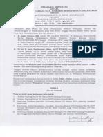 Perjanjian Kerjasama Dengan RSUD Dr. H. Moch. Ansari Saleh