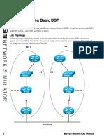 3-Troubleshooting Basic BGP