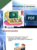 Identificadores y Variables